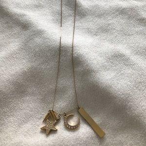 Jcrew Charm necklace